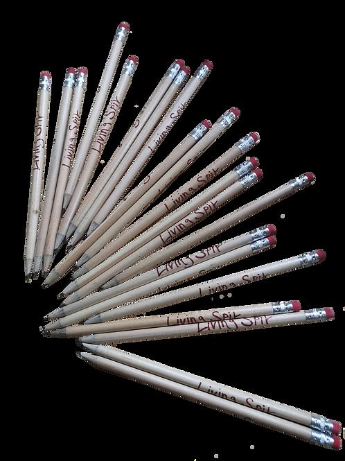 Living Spit Pencil