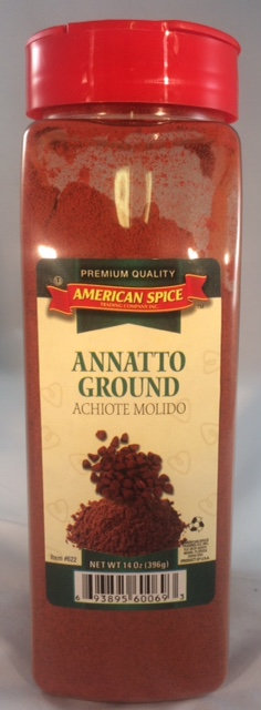 Ground Annatto