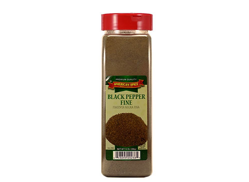 Fine Black Pepper