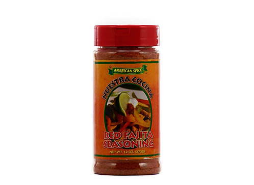Fajita Red Seasoning