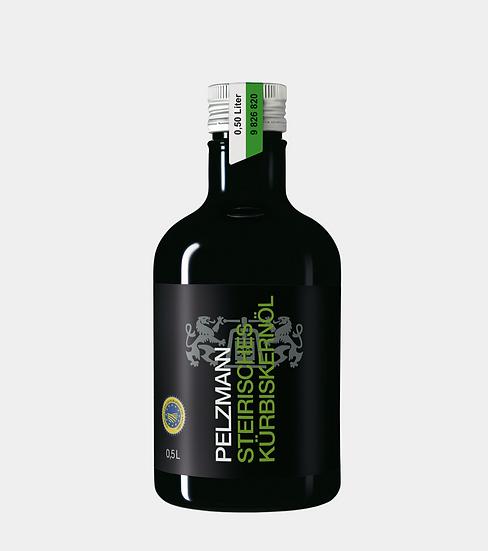 Štýrský dýňový olej 0,5l