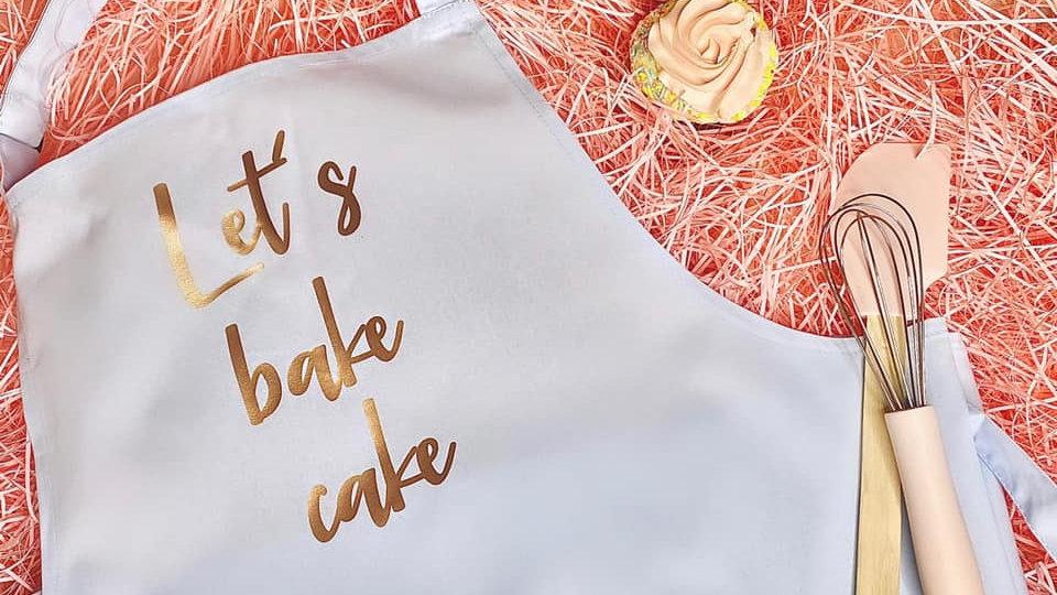 'Lets Bake Cake'