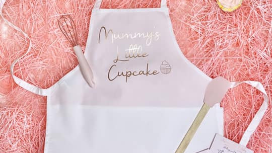 Mummy's Little Cupcake