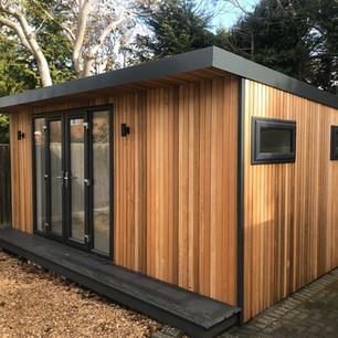 Kenneth Charles Bespoke Garden Room Designs