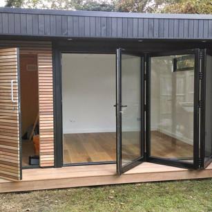 Kenneth Charles Bespoke Garden Art Studio