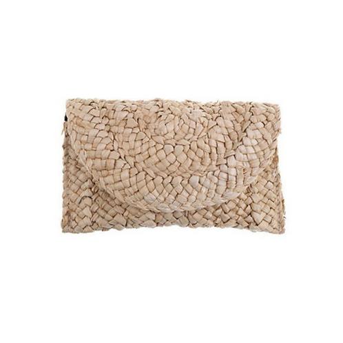 Clutch bag naturel