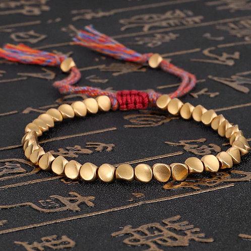 Tibetaanse geluks armband
