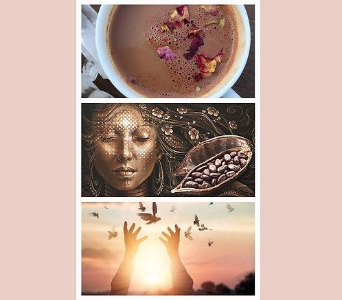Cacao ceremonie online