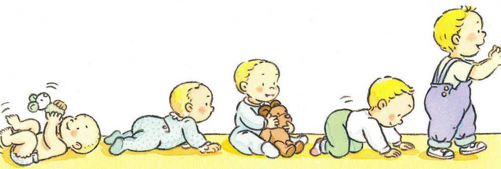 Bébé et réflexes archaïques