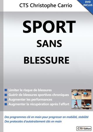 Sport sans blessure de Christophe Carrio