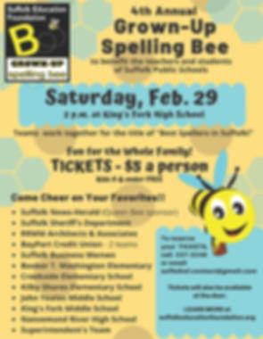 Grown-Up Spelling Bee flyer 21820.jpg