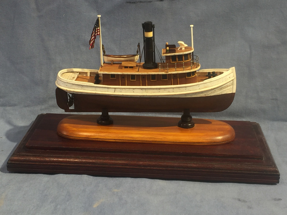 Tugboat Dionis of Nantucket