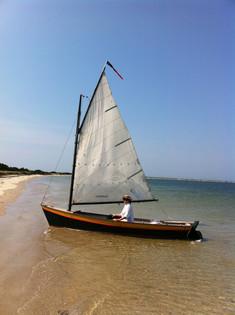 Sailing Skiff