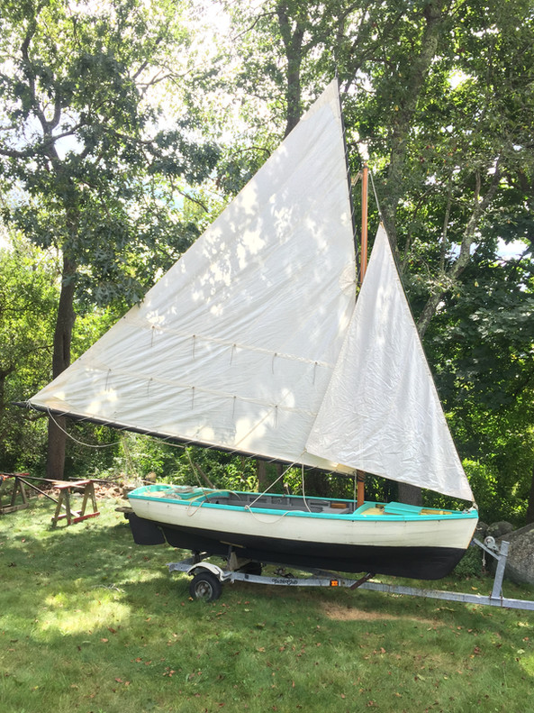 WEST INDIAN BEACH BOAT
