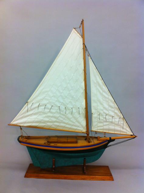 Bermuda sloop ECLIPSE