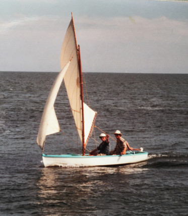 WEST INDIAN BOAT