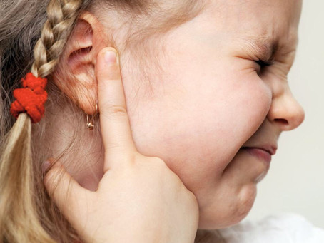 How to treat an ear infection naturally!