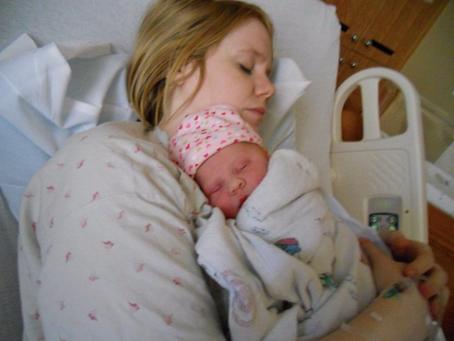 Did postpartum turn your world upside down?