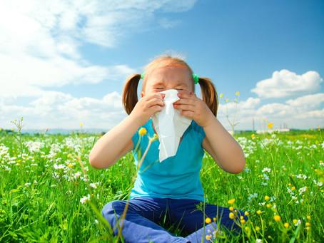 3 Ways To Ease Springtime Sniffles