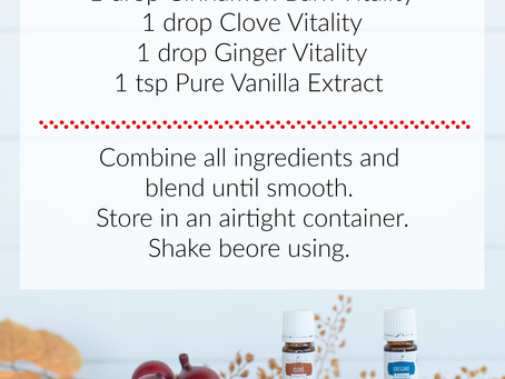 Fall Coffee Creamer Recipe