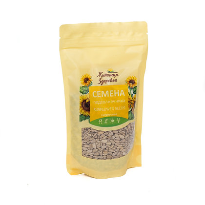 Семена подсолнечника 200 гр. Житница здоровья