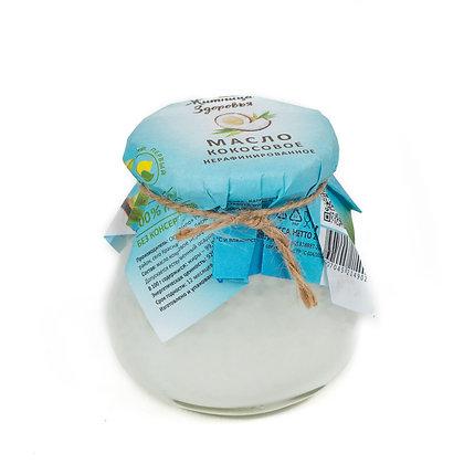 Масло кокосовое 260 мл Житница здоровья
