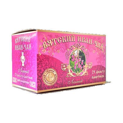 Вятский иван-чай «Летний» в пакетиках, 50 гр.