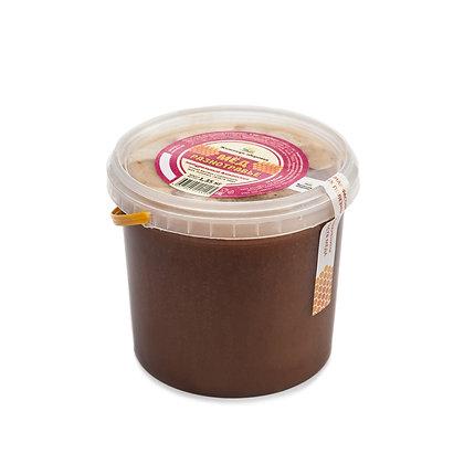 Мёд Алтайский Разнотравье 1350 гр ведро