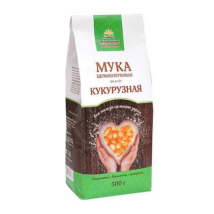 Мука кукурузная 0,5 кг Житница здоровья