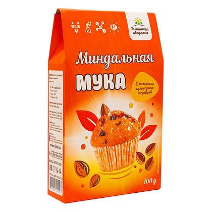 Мука миндальная 0,1 кг Житница здоровья