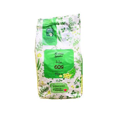 Соя (бобы) 0,35 кг Житница здоровья (можно проращивать)