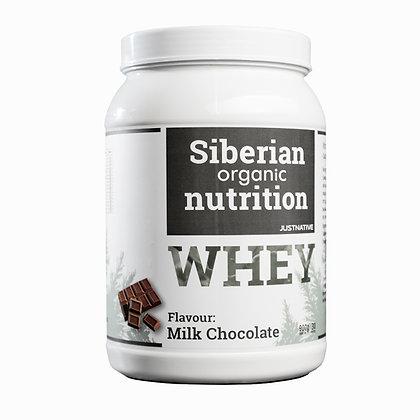 Белковый коктейль WHEY 900гр. Siberian Organic Nutrition