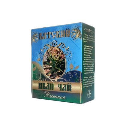Вятский иван-чай «Весенний» рассыпной, 100 гр.