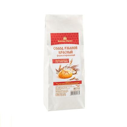 Солод ржаной красный (ферментированный) 0,5 кг