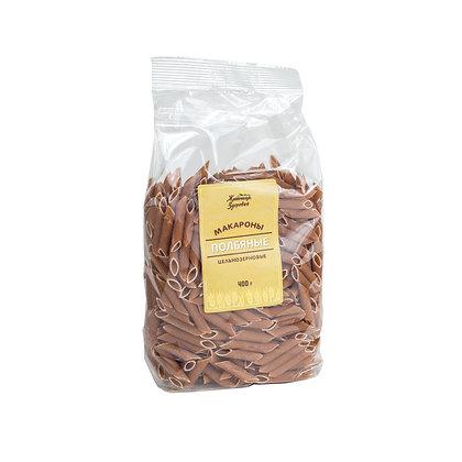 Макароны полбяные перья 400 г. Житница здоровья