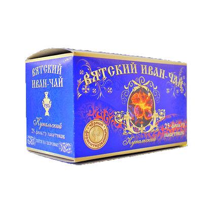 Вятский иван-чай «Купальский» в пакетиках, 50 гр.