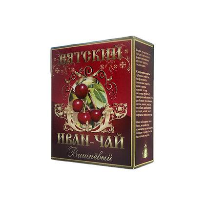 Вятский иван-чай «Вишнёвый» рассыпной, 100 гр.
