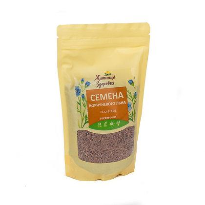 Семена льна 230 гр (можно проращивать) Житница здоровья