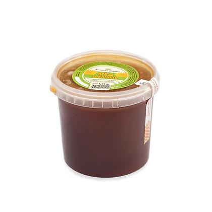 Мёд Алтайский Таёжный 1350 гр пластиковое ведро