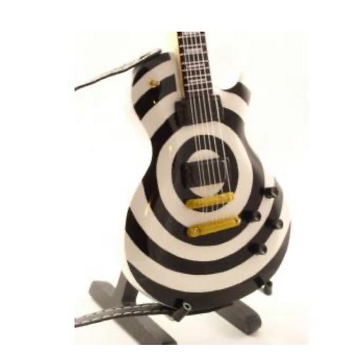 Zak Wilde 1:4 Scale Model Guitar