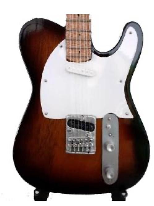 Fender Telecaster 1:4 Scale Model Guitar