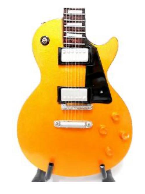 Joe Bonnamassa 1:4 Scale Model Guitar