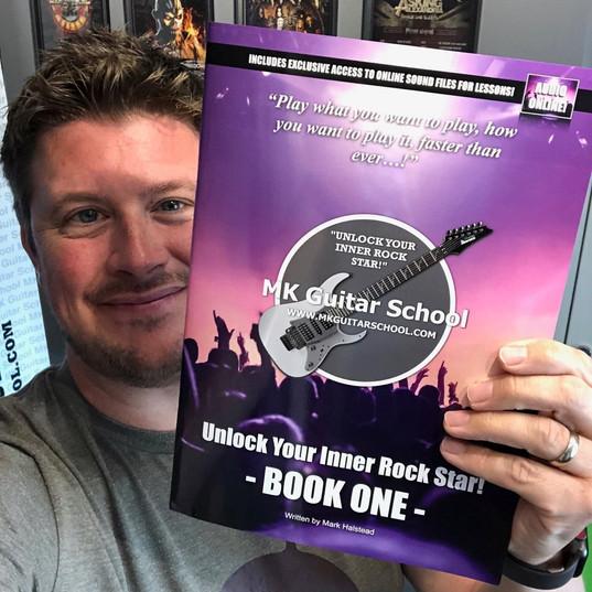 Inner your inner rock star book one!