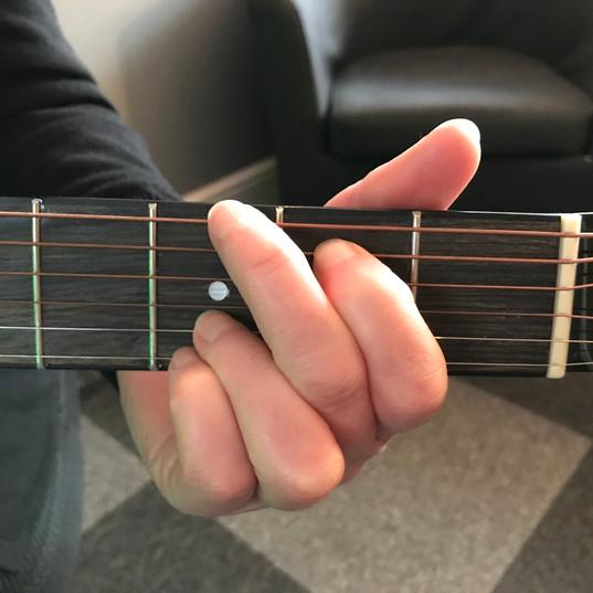 A Gmaj chord