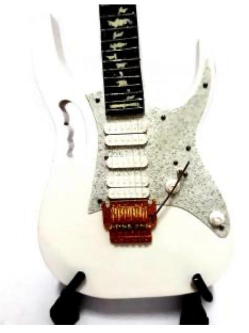 Steve Vai Jem 7V1:4 Scale Model Guitar