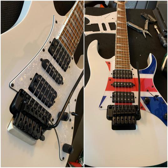 Guitar Mods