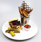 Wild Game Burger