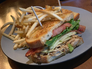Hourly Roasted Chicken Sandwich