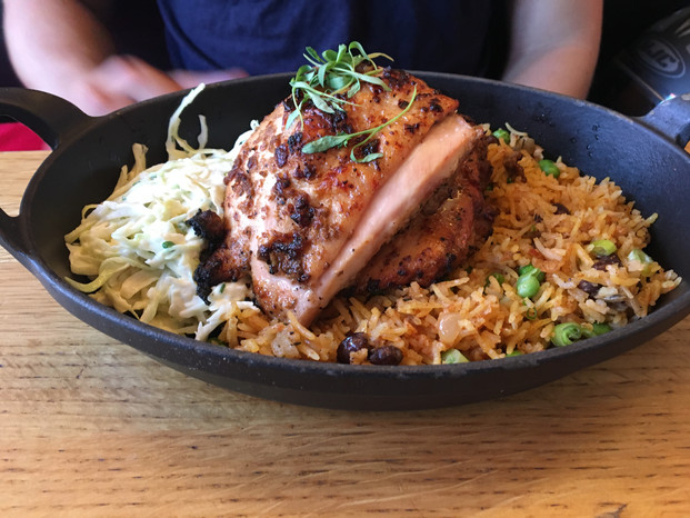 Earls - Jamaican Jerk Chicken