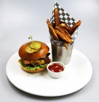 Alberta Wagyu Beef Burger